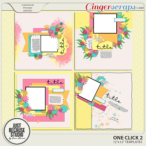 One Click Templates 2 by JB Studio