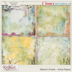 Nature's Finest Artsy Papers
