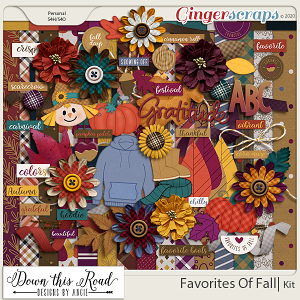 Favorites Of Fall | Kit