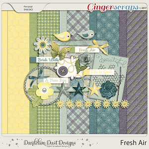 Fresh Air By Dandelion Dust Designs