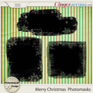 Merry Christmas Photomasks