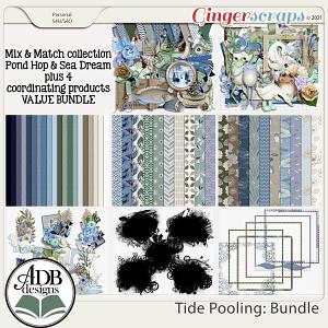 Tide Pooling Bundle by ADB Designs
