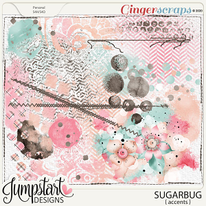 Sugarbug {Accents} by Jumpstart Designs