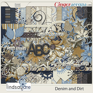 Denim and Dirt by Lindsay Jane
