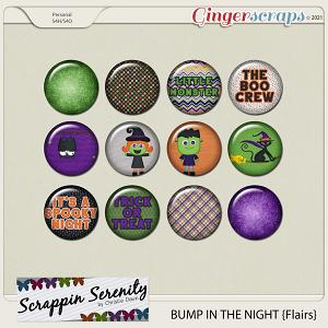 Bump In The Night Flairs