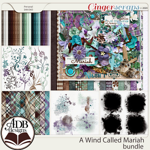 A Wind Called Mariah Bundle by ADB Designs