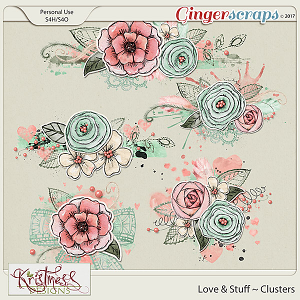 Love & Stuff Clusters