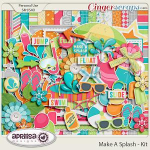 Make A Splash - Kit