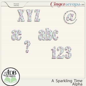 A Sparkling Time Alphas by ADB Designs