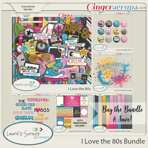 I Love the 80s Bundle