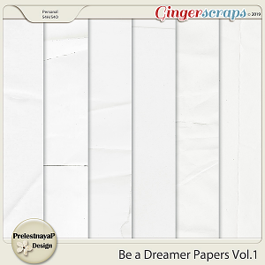 Be a Dreamer Papers Vol.1