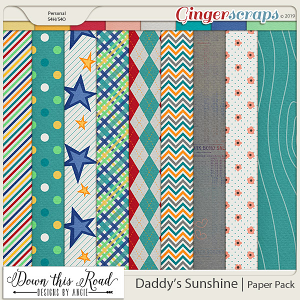 Daddy's Sunshine | Paper Pack