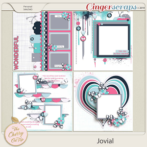 The Cherry On Top: Jovial Templates