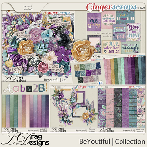 BeYoutiful: The Collection by LDragDesigns