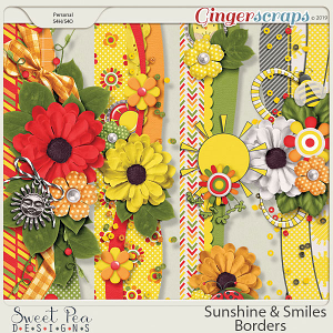 Sunshine and Smiles Borders