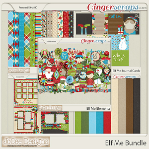 Elf Me Bundle by JoCee Designs