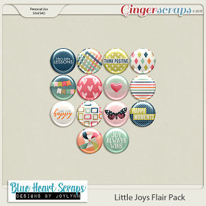 Little Joys Flair Pack