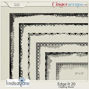 Edge It 20 by Lindsay Jane
