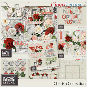 Cherish Collection by Aimee Harrison