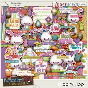 Hippity Hop by BoomersGirl Designs