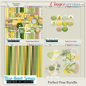 Perfect Pear Bundle
