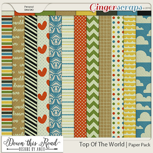 Top Of The World | Paper Pack