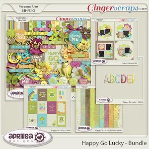 Happy Go Lucky - Bundle by Aprilisa Designs