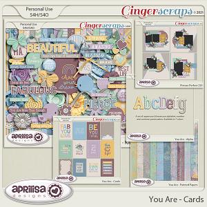 You Are - Bundle by Aprilisa Designs