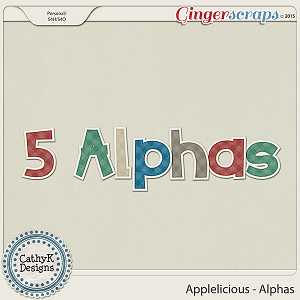 Applelicious - Alphas