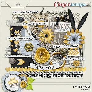 I Miss You Elements by JB Studio