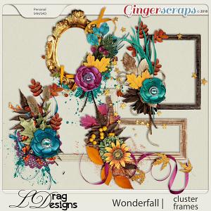 Wonderfall: Cluster Frames by LDragDesigns