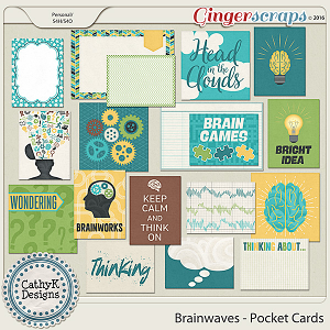 Brainwaves - Pocket Cards