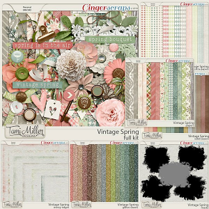 Vintage Spring Bundle by Tami Miller Designs