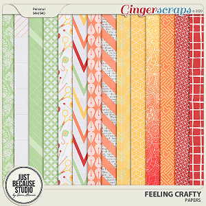 Feeling Crafty Papers by JB Studio