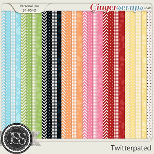 Twitterpated Pattern Papers