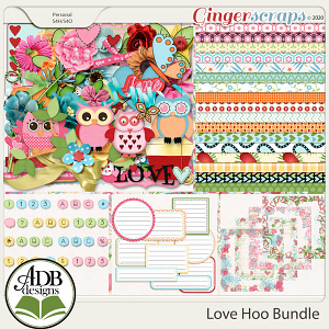 Love Hoo Bundle by ADB Designs