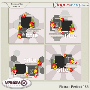 Picture Perfect 186 by Aprilisa Designs