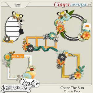 Chase The Sun - Cluster Pack