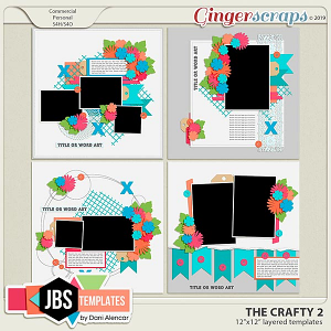 The Crafty 2 Templates by JB Stiudio