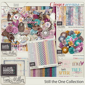 Still the One Collection by Aimee Harrison and Tami Miller