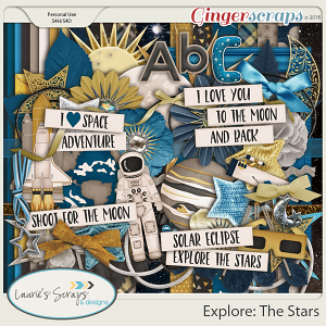 Explore: The Stars