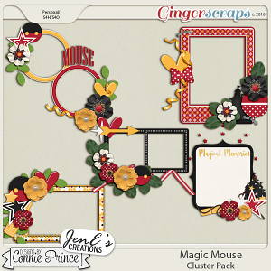 Magic Mouse - Cluster Pack