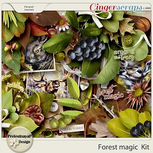 Forest magic Kit