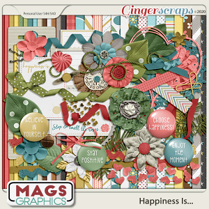 Happiness Is KIT by MagsGraphics