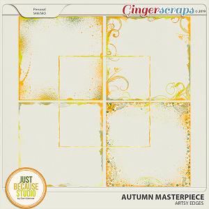 Autumn Masterpiece Edges by JB Studio