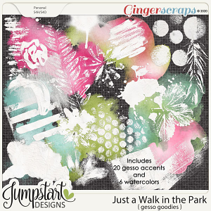 Just a Walk in the Park {Gessos} Jumpstart Designs