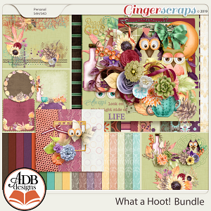 What A Hoot Bundle by ADB Designs