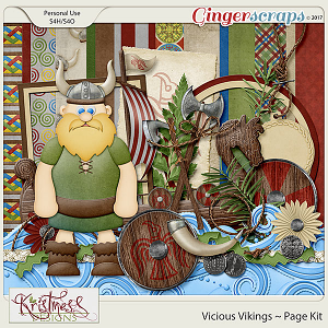 Vicious Vikings Mini Kit