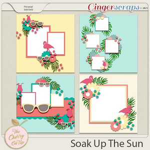 The Cherry On Top:  Soak Up The Sun Templates