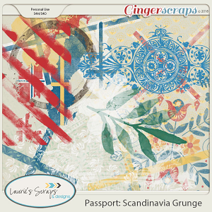 Passport: Scandinavia Grunge
